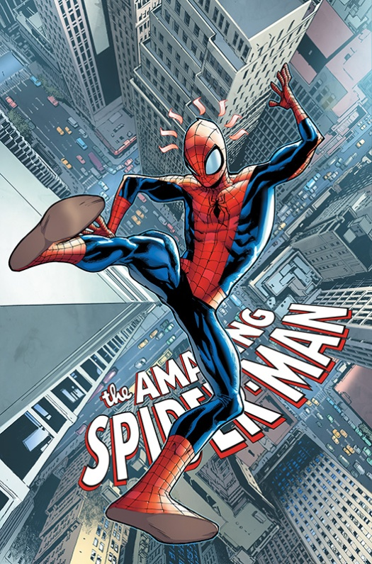 spider man paperback 2 cover