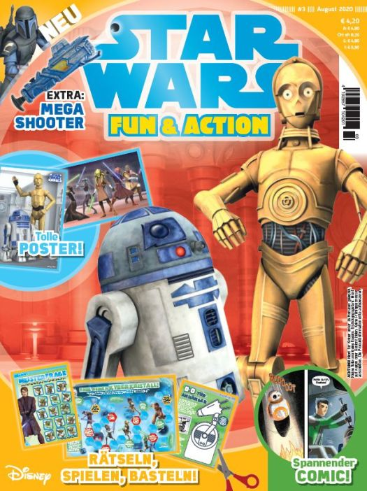 star wars fun and action 0320 cover ydswfa003