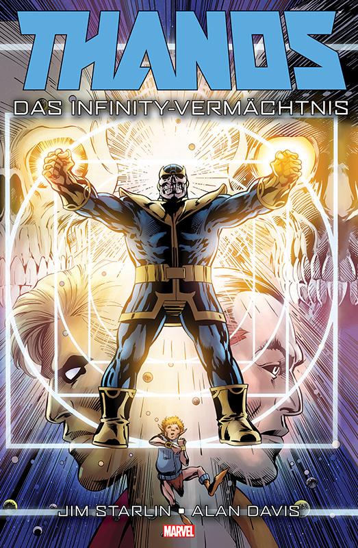 thanos das infinity vermaechtnis cover dosma231